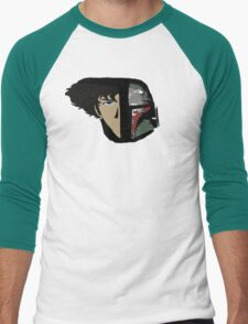 Who you gonna call? Bounty Hunters! Men's Baseball ¾ T-Shirt