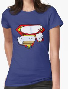 Super Royal Armor Womens Fitted T-Shirt