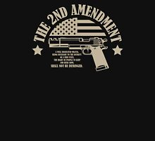 The 2nd Amendment Unisex T-Shirt