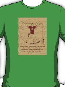 Big Vitruvian Theory T-Shirt