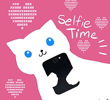 Selfie Cat by mayiying89