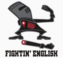 Fightin' English One Piece - Long Sleeve