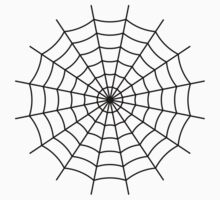 Spider Web - Black by Jenny Zhang