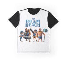 Boom Beach heros Graphic T-Shirt