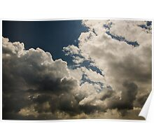 Look at the sky Poster
