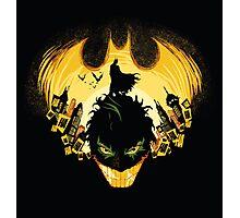 Gotham nightmare Photographic Print