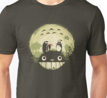 Totoro nightmare Unisex T-Shirt