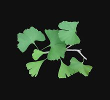 Ginkgo Leafy Branch   Unisex T-Shirt
