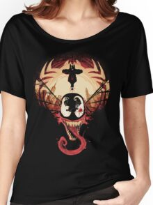 Spider nightmare Women's Relaxed Fit T-Shirt