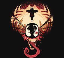 Spider nightmare Unisex T-Shirt