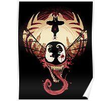 Spider nightmare Poster