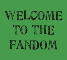 Welcome to the fandom! One Piece - Short Sleeve