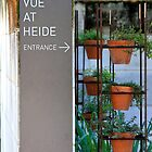 Heide Museum Café Detail 2 by Mark P Hennessy