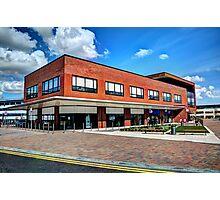 Cobalt CBX Central Building Photographic Print