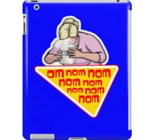 Om Nom Nom Nom iPad Case/Skin