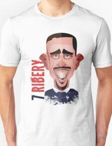 Franck Ribery World Cup T-Shirt