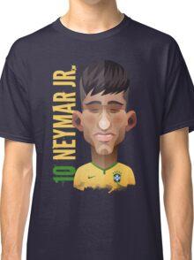 Neymar, World Cup Brazil 2014 Classic T-Shirt