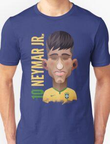 Neymar, World Cup Brazil 2014 T-Shirt