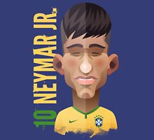 Neymar, World Cup Brazil 2014 Unisex T-Shirt