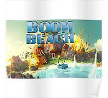 boom beach  Poster