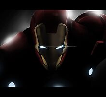 Iron Man by lost-and-found