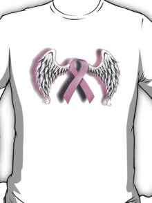 the cancer patient that pasted on T-Shirt