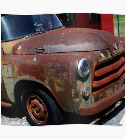 1956 Dodge Pickup Truck  Poster