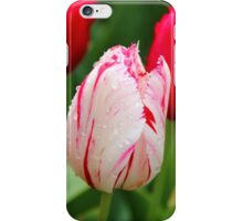 Tulips in the Rain iPhone Case/Skin