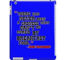 Ron - Breakfast Food iPad Case/Skin