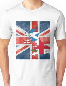 United Kingdom of Great Britain and Northern Ireland Unisex T-Shirt