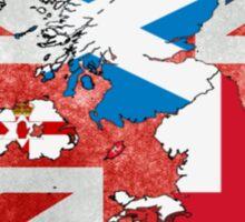 United Kingdom of Great Britain and Northern Ireland Sticker