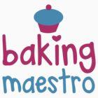 Baking Maestro by jazzydevil