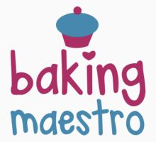 Baking Maestro Kids Clothes