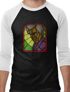 Mr. (Stained) Glass Men's Baseball ¾ T-Shirt