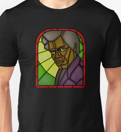 Mr. (Stained) Glass Unisex T-Shirt