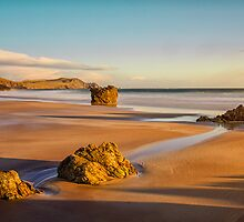 Daybreak at Sango Sands by derekbeattie