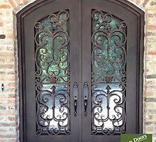 Entry Door by irondoorsnow