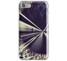 Tunnel Vision. iPhone Case/Skin