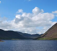 Loch Turret by Sarah Mackie