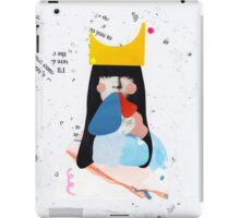 sabine iPad Case/Skin