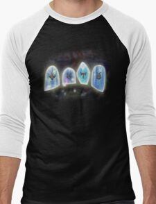 The Divine Barrier (Jade Cocoon) Men's Baseball ¾ T-Shirt