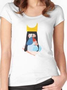 sabine Women's Fitted Scoop T-Shirt
