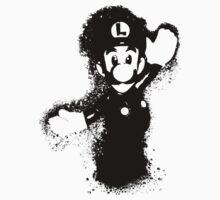 Luigi by AndrewPS3Panda