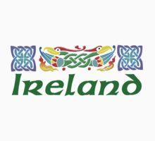 Ireland – Bird Illumination  Kids Tee