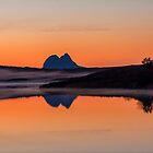 Suilven Reflections at Dusk by derekbeattie