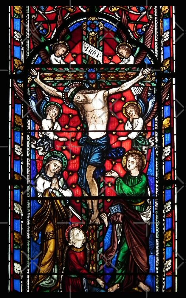 Crucifixion by Yampimon