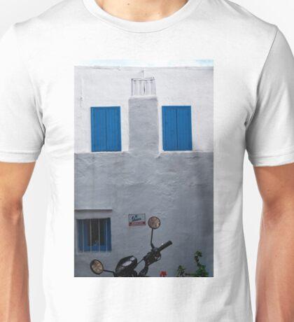 blue life in bodrum Unisex T-Shirt
