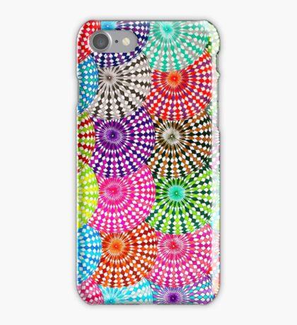 Mirrored Spirograph Artwork iPhone Case/Skin