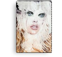 Yeti Queen Canvas Print