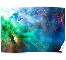 Orion Nebula [Up Close] Stickers and Shirts Poster